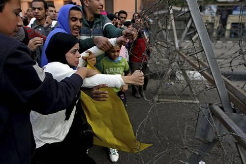 Exoneran a Mubarak