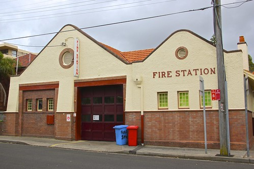 Neutral Bay Fire Station