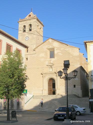 Iglesia de Santa María de la Anunciación de Cúllar