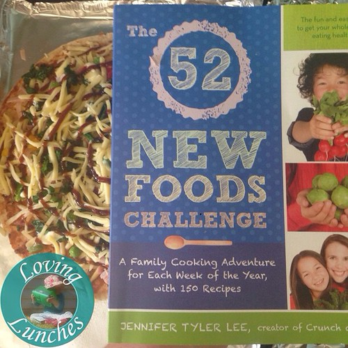 Loving some experimenting inspired by @crunchacolor #52newfoods … #foodrevolution