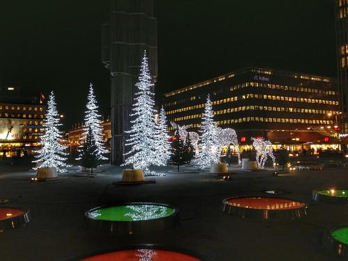 christmas lights elks sthlm