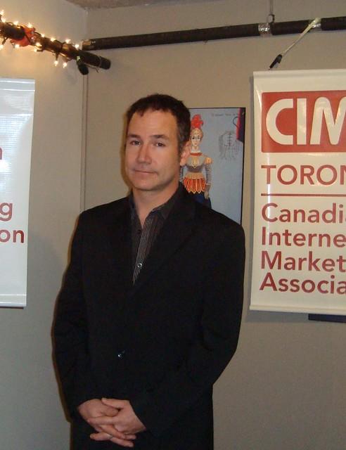 CIMA Toronto President Rob Campbell 13 Nov