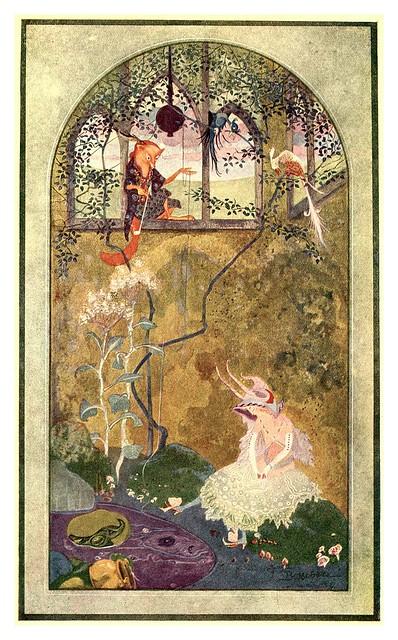 002-Folk tales of Flanders (1918)- Jean de Boschère