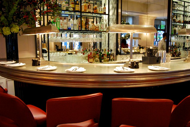 108 Brasserie Bar, Marylebone