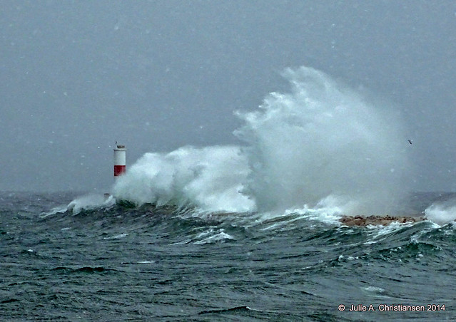 High Winds & Waves