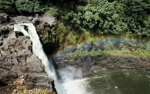 hawaii waterfall rainbow falls hilo rainbowfalls wailukuriver wailukuriverstatepark turtleslava2014