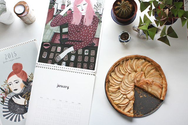 frankie 2015 calendar