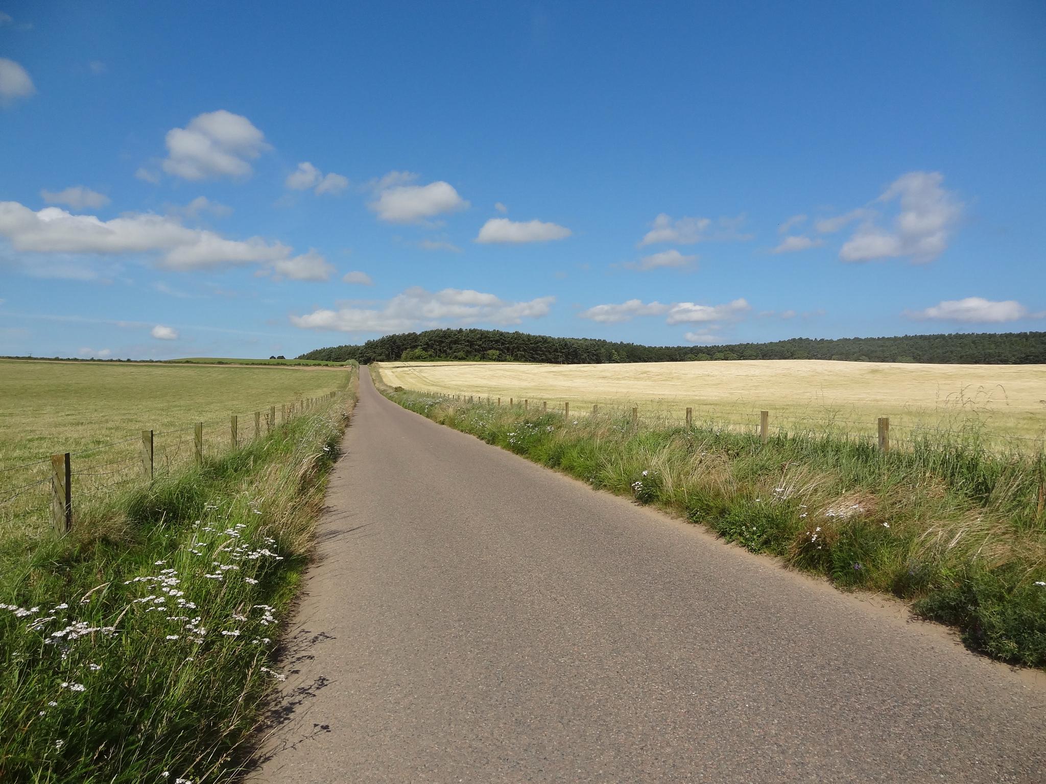 Le Royaume-Uni à vélo