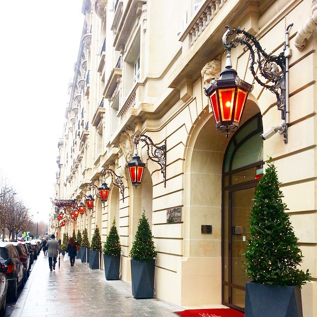 Spa My Blend @ Le Royal Monceau