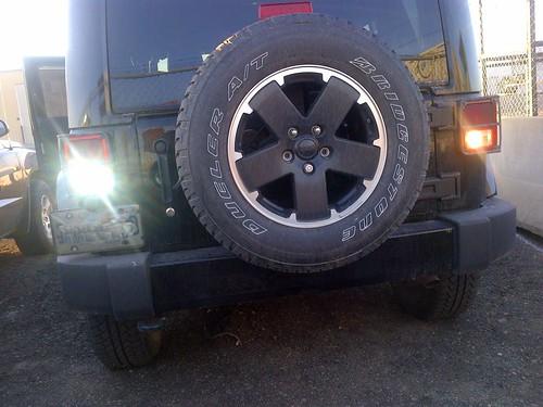 Brighter Backup Lights Jeep Wrangler Forum