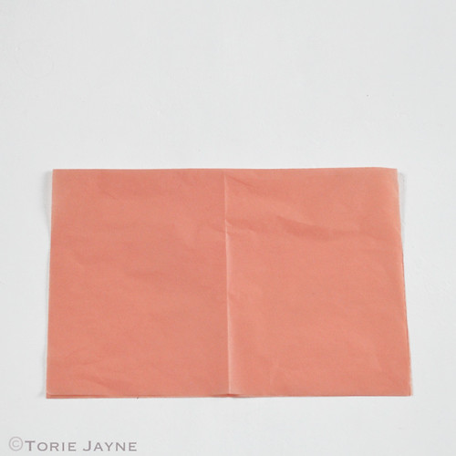 Tissue paper tassel garland tutorial 2