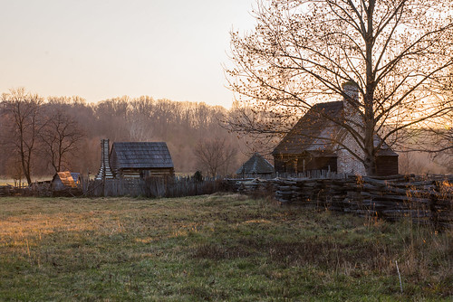 winter sunset barn landscape washingtondc nationalpark december farm colonial maryland solstice 18thcentury goldenhour
