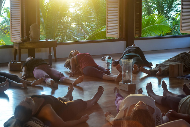 Powerful Life Lessons Learned From 30 Days Of Yoga