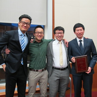 2014 MBLE Graduation