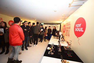 香港10 年來最強玩具展「TOY SOUL 2014」新聞發佈會