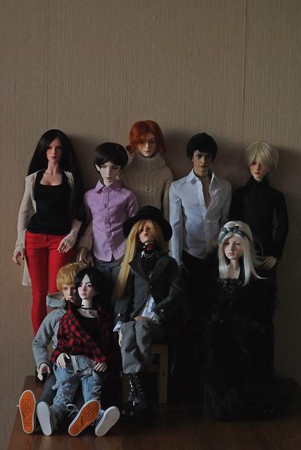 BJD Family =)