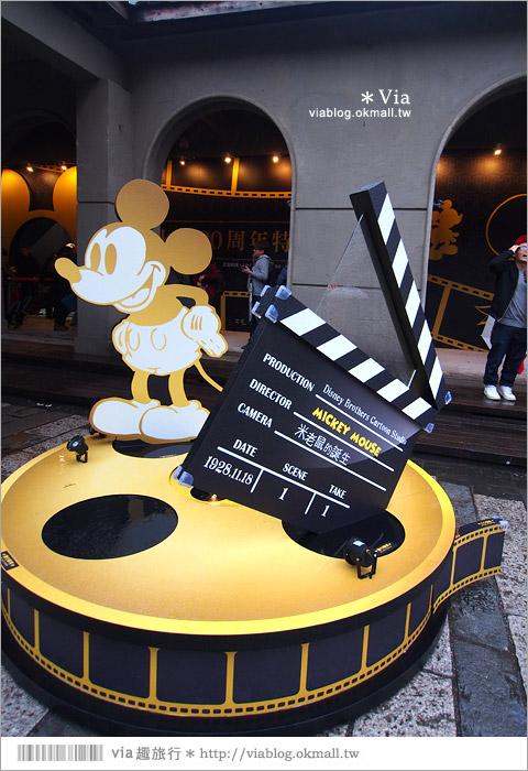 【迪士尼90週年特展】2014台北松山迪士尼特展~跟著迪士尼回顧走過90年的精彩畫面!3