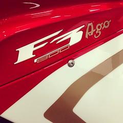 2015 MV Agusta F3 800 AGO. Bellissimo!  @mvagustausa @mvagustaofficial #mvagusta #f3800 #ago #agostini #rare #sportbike #italian #sexy