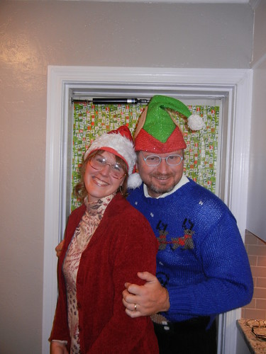 Dec 5 2014 Ugly Sweater Christmas Party