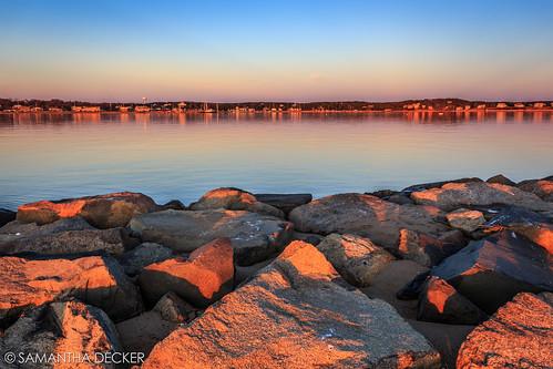 sunset ma capecod massachusetts newengland canonef1740mmf4lusm wellfleet indianneckbeach canoneos6d samanthadecker