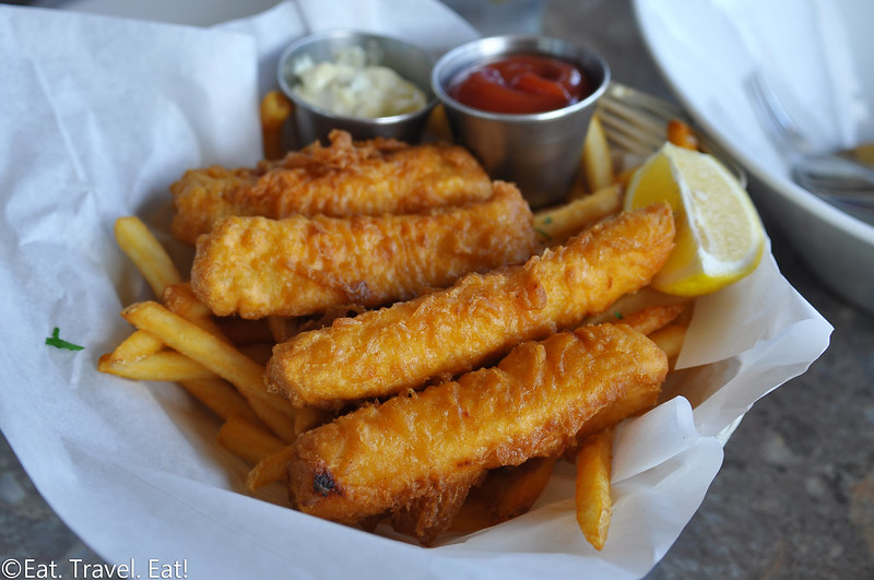 Santa Monica Seafood- Costa Mesa, CA: Fish and Chips