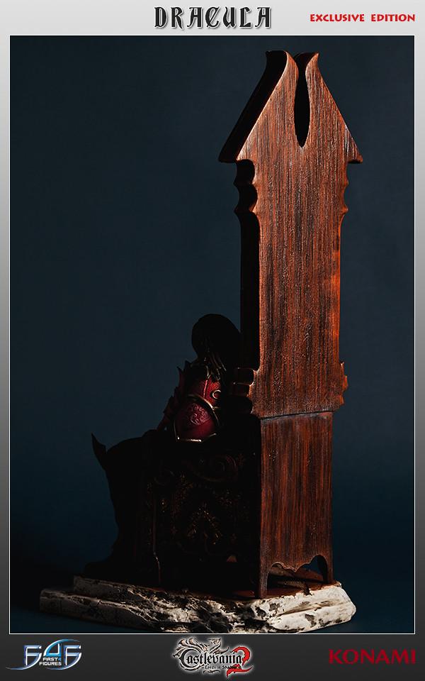 First 4 Figures闇影主宰2德古拉雕像推薦