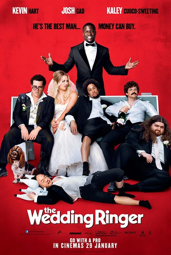 Tayangan Premiere THE WEDDING RINGER