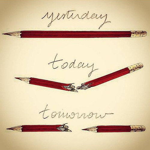 Photo:Yesterday - Today - Tomorrow By:Drriss & Marrionn
