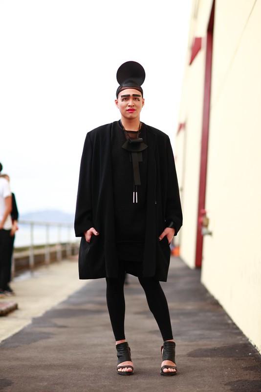 street style, street fashion, men, Quick Shots, San Francisco, Fort Mason