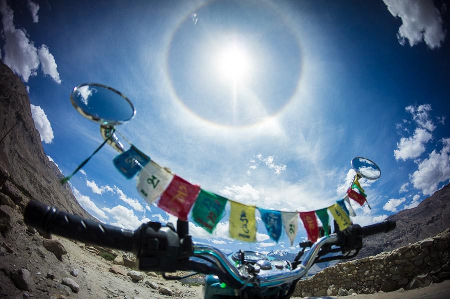 Радужный Тигле. Долина Нубра, Ладакх © Kartzon Dream - авторские путешествия, авторские туры в Индию, тревел фото, тревел видео, фототуры