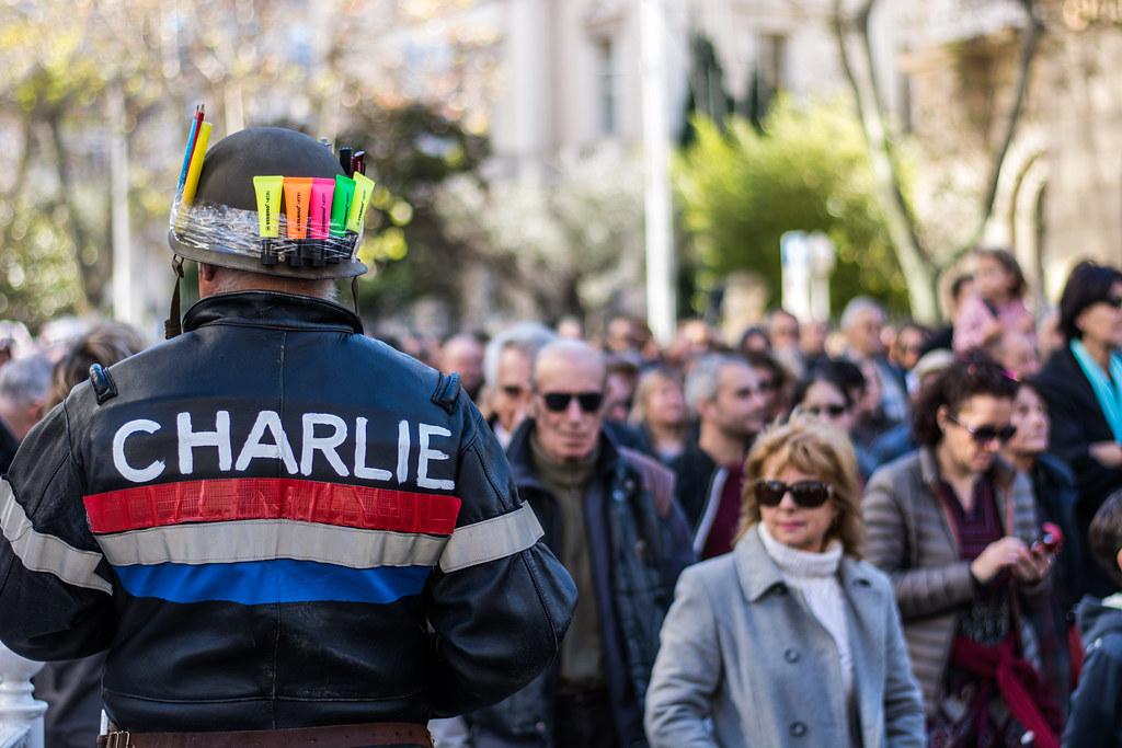 JeSuisCharlieToulon - RassemblementRépublicain-6 de Florent Janiaud, sur Flickr