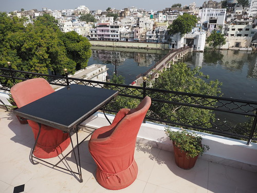 Dream Heaven Guest House Pension Udaipur Rajasthan India Indien