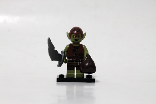 LEGO Collectible Minifigures Series 13 (71008) - Goblin