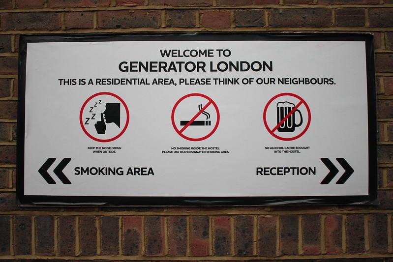 倫敦-住宿-Generator Hostel London(倫敦發電機旅館)
