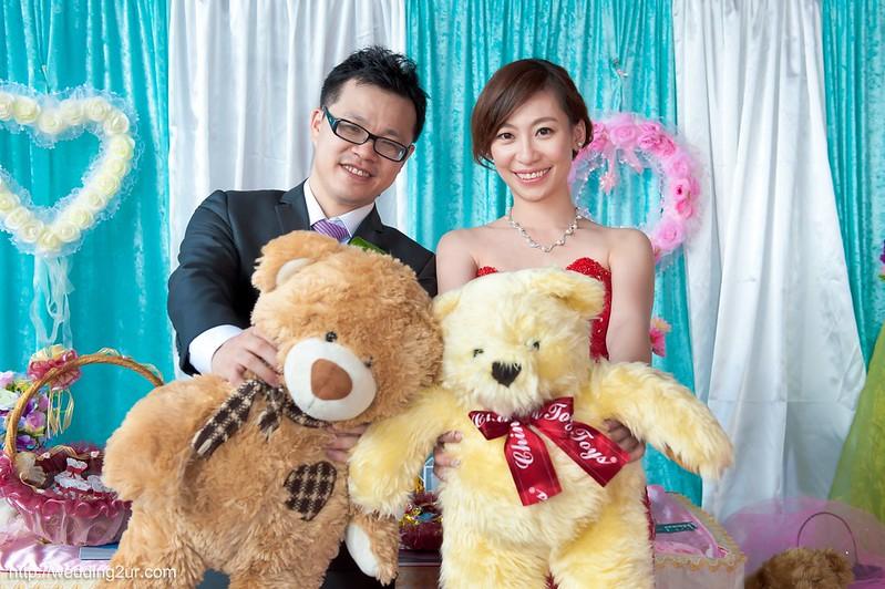 [婚禮攝影] @雲林自宅流水席_107家昇佩如