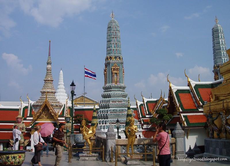 Культовая архитектура Тайланда