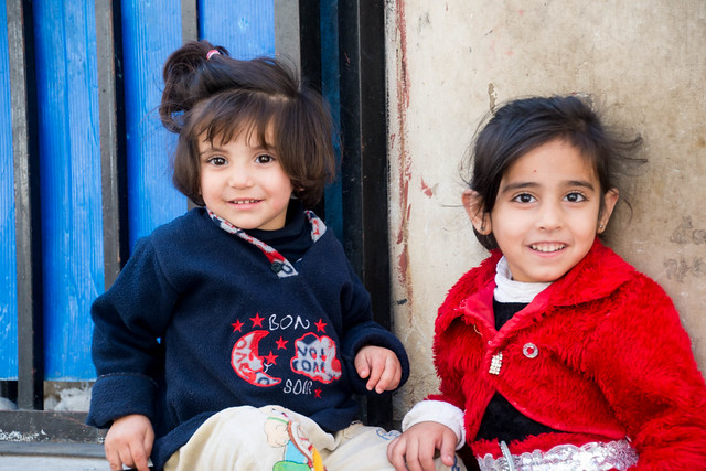 Syrian Refugee Girls_KatieA-W_2014