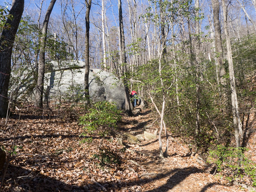 Table Rock with LCU-045