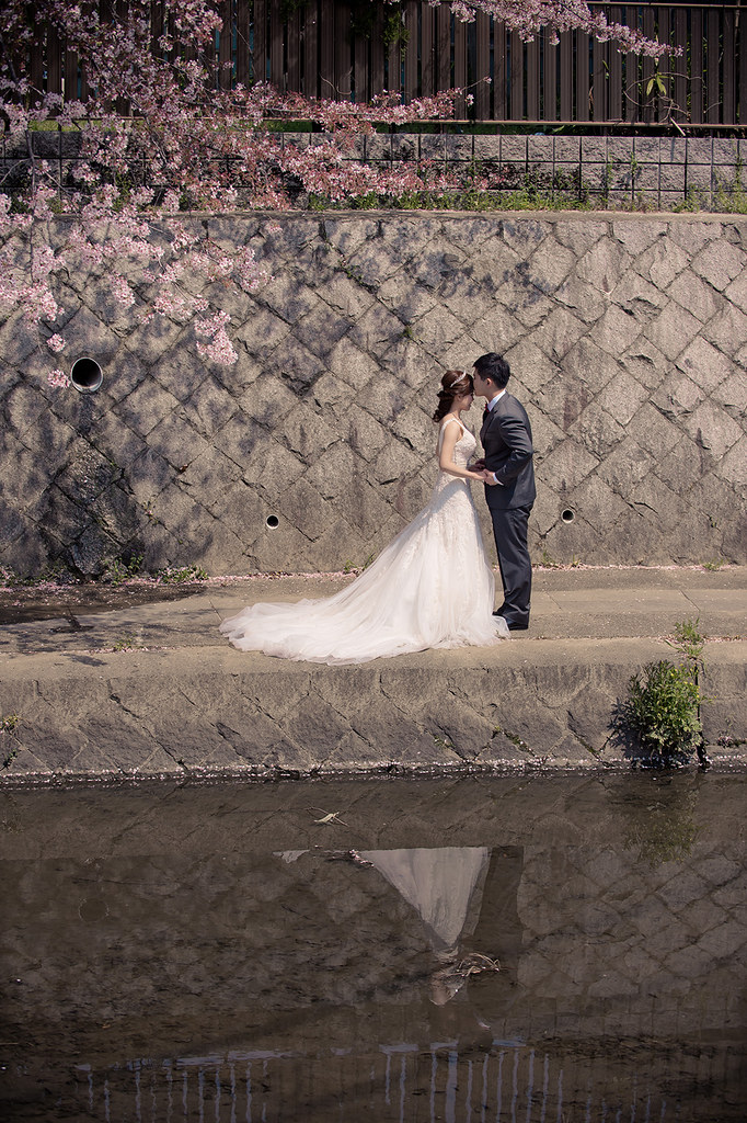 '京都櫻花婚紗,海外婚紗,日本京都婚紗,櫻花婚紗,日本婚紗,奈良婚紗,自主婚紗,自助婚紗,婚攝Brian