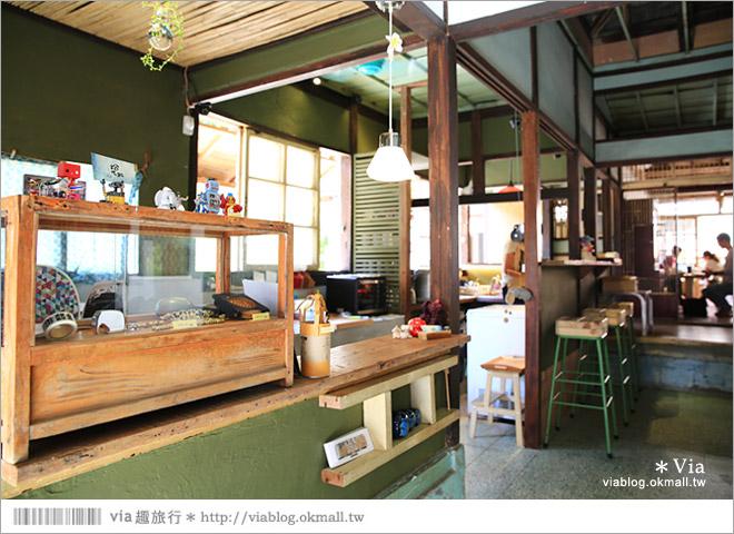 【台中老宅餐廳】台中下午茶~拾光機。日式老宅的迷人新風情,一起文青一下午吧!19