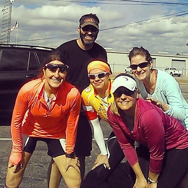 #teamTOA #triouradventure 33 mile bike + 1.65 brick run