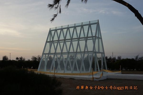 台南北門遊客中心婚紗美地水晶教堂31
