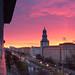 Berlin Pink Sunrise by mathiaswasik