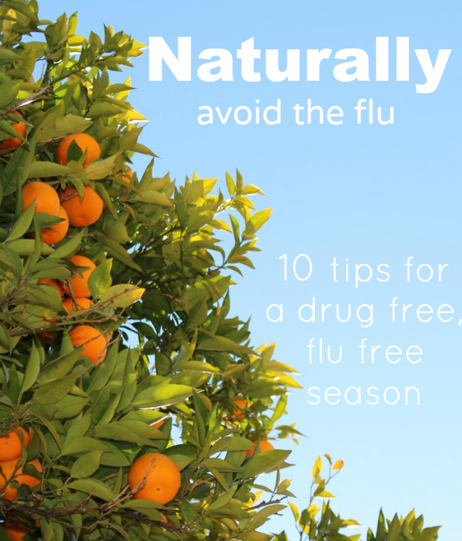 Naturally Avoid The Flu with these great tips