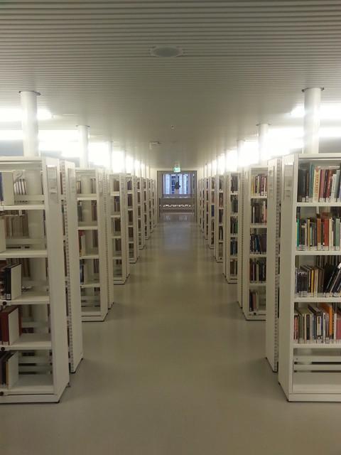 Universiteitsbibliotheek Utrecht Binnenstad