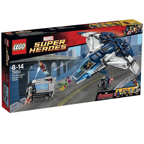 LEGO Marvel Super Heroes 76032 Box