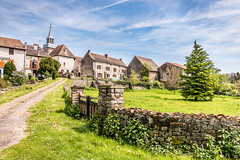 Haute Saone, France