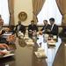Agriculture Secretary Vilsack meet Romanian Prime Minister