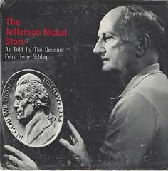 Felix Schlag Jefferson Nickel record jacket front