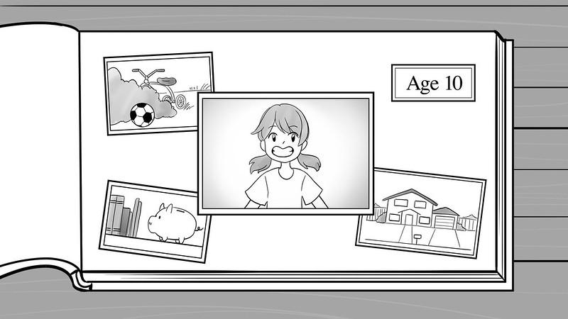Yesterday's Tomorrow Age 10